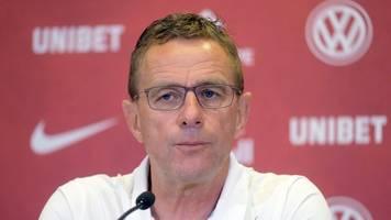 Ex-Bundesliga-Coach - Rangnick: Trainerjob vorerst nur in Deutschland oder England