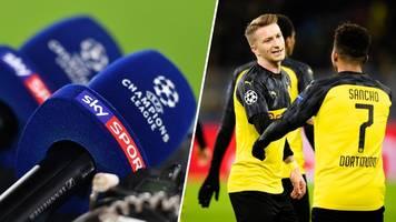 Keine Champions League bei Sky: Die Maßlosigkeit regiert im Fußball