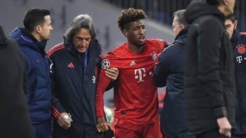 Verletzung gegen Tottenham: Hinrunde für Bayern-Profi Coman beendet