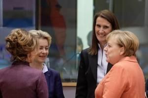 EU-Kommissionpräsidentin von der Leyen kämpft für ihren Green Deal