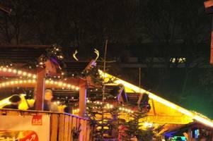 Weihnachtsmarkt an der City-Galerie 2019:Öffnungszeiten, Termine und Programm