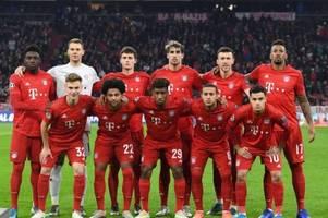 FC Bayern kassiert für Gruppenphase 74,19 Millionen Euro