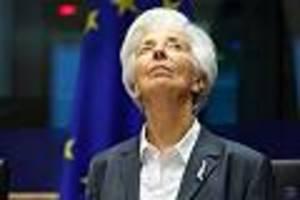erste sitzung unter neuer ezb-präsidentin lagarde - leitzins im euroraum bleibt auf rekordtief von null prozent