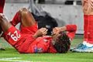 FC Bayern - Glück im Unglück für Coman - aber Hinrunde ist für Bayern-Star gelaufen
