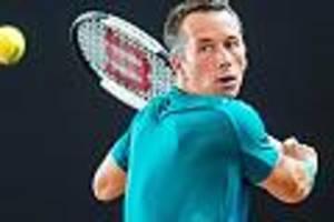 """Tennis-Star - Kohlschreiber würde gern in die Politik: """"Sebastian Kurz ist ein toller Typ"""""""