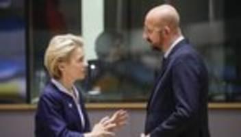 EU-Gipfel: Europäische Union will spezielle Partnerschaft mit Großbritannien