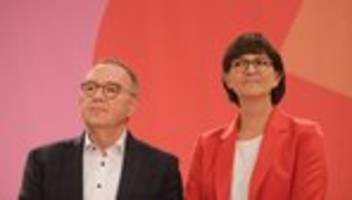 zdf-politbarometer: mehrheit glaubt nicht an neue spd-spitze