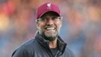 Premier League: Jürgen Klopp verlängert Vertrag in Liverpool bis 2024