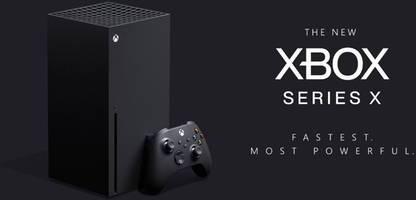 Microsoft: Neue Spielekonsole für 2020 angekündigt: So klobig sieht die Xbox Series X aus