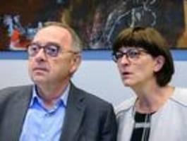Deutliche Mehrheit ist skeptisch gegenüber neuer SPD-Spitze