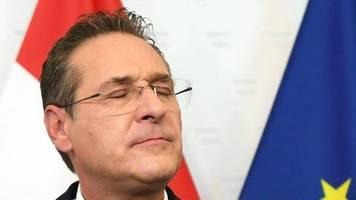 news von heute: fpÖ in Österreich schließt ex-chef strache aus partei aus