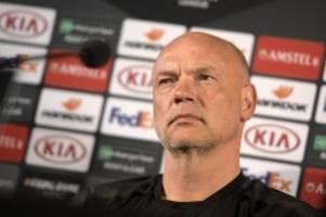 Deutscher Coach: Trainer Uwe Rösler und Malmö FF gehen getrennte Wege
