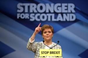 Nach Sieg für Boris Johnson: Schotten planen neues Unabhängigkeitsreferendum