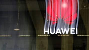 Berichte: Koalitionsfraktionen wollen Huawei stoppen