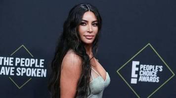 Kim Kardashian: Weihnachtsgrüße mit den Kindern