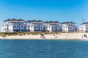 ehemaliger marinestützpunkt: ostsee-tourismus profitiert vom ansturm auf olpenitz