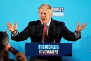 """Großbritannien-Wahl: Brexit total: Warum """"King Boris""""  jetzt durchregieren kann"""