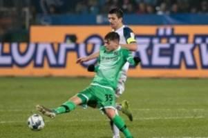 Fußball: Brutal ärgerlich: Nächster Rückschlag für Hannover 96