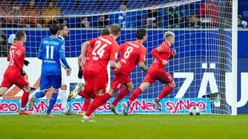 Bundesliga am Freitag - Nächste Enttäuschung für Hoffenheim: Pleite gegen Augsburg