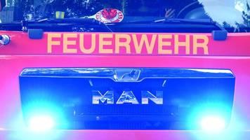 Erfurt: Hoher Sachschaden nach Feuer in Wohnsiedlung