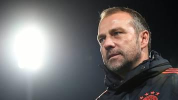 Flick fordert drei Bayern-Siege zum Jahresabschluss