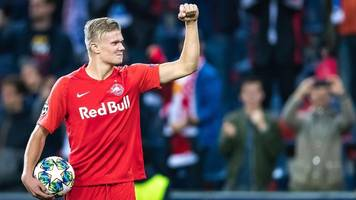 RB Leipzig und BVB wollen Talent: Julian Nagelsmann berichtet von Gespräch mit Erling Haaland