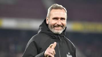 VfB-Trainer Walter lässt Torwartfrage offen
