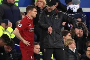 Nach Klopp: Auch Vize-Kapitän Milner verlängert in Liverpool