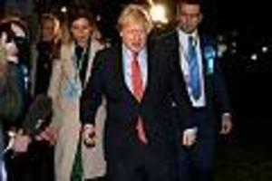 wahl in großbritannien - absolute mehrheit: riesen-erfolg für brexit-boris - nun droht bereits erster Ärger