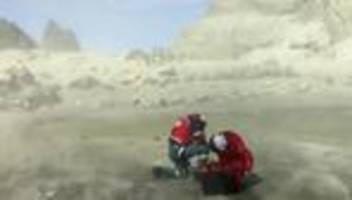 Neuseeland: Polizei sucht nach Vulkanausbruch weiter nach Vermissten