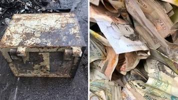Ipswich in England: Firma will alte Tresore verschrotten – und findet wunderbare Überraschung kurz vor Weihnachten