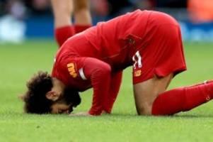 Premier League: Liverpool zittert sich zu Sieg gegen Watford