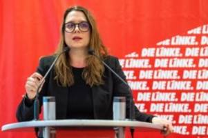 Parteien: Brandenburger Linke wettert gegen Ex-Koalitionspartner