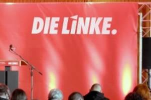 Parteien: Linke berät auf Parteitag über Konsequenz aus Wahlniederlage