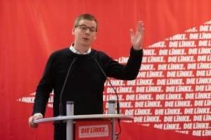Parteien: Linksfraktionschef: Brandenburg braucht starke linke Kraft