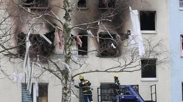 Wohnungen zerstört: Nach Explosion in Blankenburg: «Stehen vor dem Nichts»