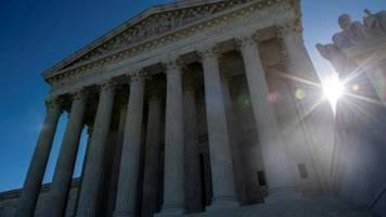 Supreme Court will 2020 über Herausgabe von Trumps Finanzunterlagen entscheiden