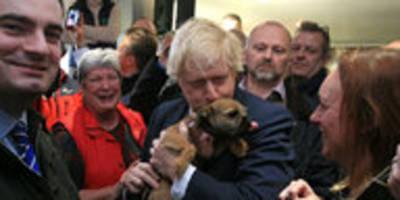 Großbritannien nach der Wahl: Johnson im Glück