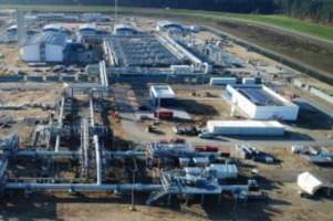 Energie: Nord Stream 2 beantragt Baugenehmigung auch für Frühjahr