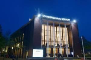 Schaden: Wasserrohrbruch im Schauspielhaus Bochum