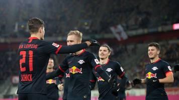 Bundesliga: Leipzig vorerst an der Spitze - Coutinho-Gala in München