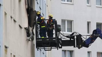 nach explosion in blankenburg: anwohner warten auf lösungen