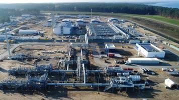 Nord Stream 2 beantragt Baugenehmigung auch für Frühjahr