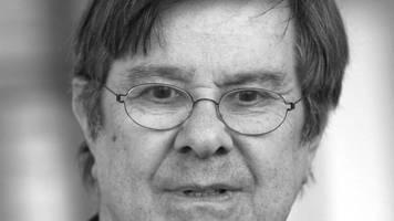 Schauspieler Gerd Baltus stirbt im Alter von 87 Jahren