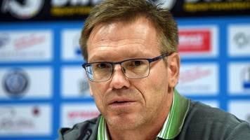 Absage an Thiele: Chemnitzer FC sucht nach Geschäftsführer