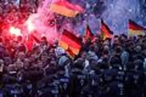 SPD und Grüne sind empört - CDU-Politiker arbeitete bei Neonazi-Demo - und darf trotzdem in der Partei bleiben