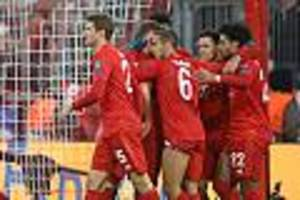 Bundesliga - FC Bayern München - Werder Bremen im Live-Ticker