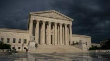 Supreme Court entscheidet über Trumps Finanzunterlagen