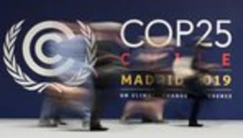 weltklimakonferenz: klimakonferenz einigt sich auf abschlusserklärung
