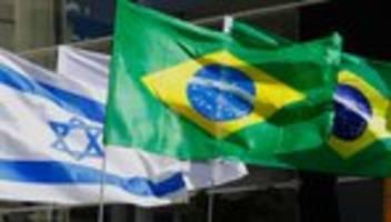 Israel: Brasilien will Botschaft nach Jerusalem verlegen